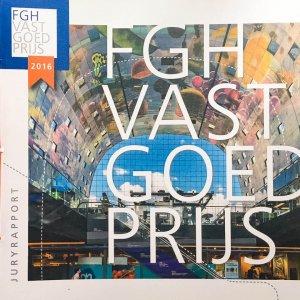 Cover FGH Vastgoedprijs 2016 Juryrapport