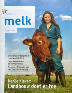 FrieslandCampina Melk cover